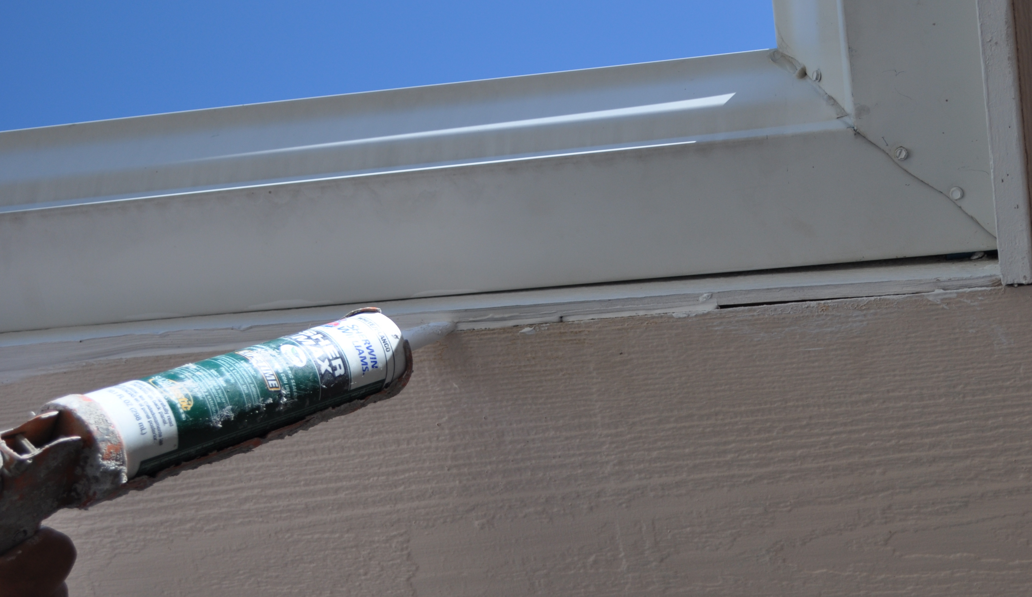 Exterior painting and staining lewis custom painting - Best caulk for exterior painting ...